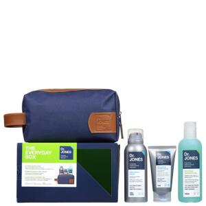 Kit Dr. Jones The Everyday Box (3 produtos + Nécessaire) | R$85