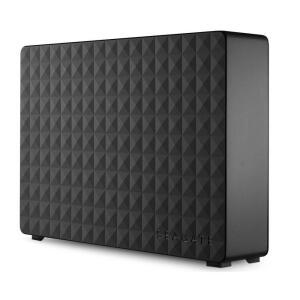 HD Seagate Externo Expansion USB 3.0 8TB Preto - STEB8000100 | R$ 940