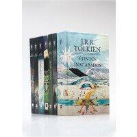 Kit 7 Livros | J.R.R. Tolkien | R$220