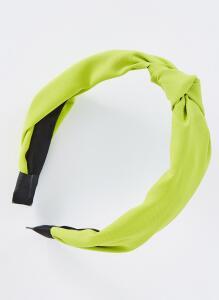Tiara com Nó - Verde - YouCom | R$ 8