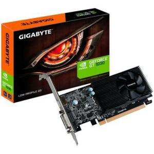 Placa de Vídeo Gigabyte NVIDIA GeForce GT 1030 2G, GDDR5 | R$430