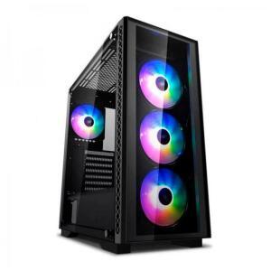 Gabinete DeepCool Matrexx 50 COM (oitenta e) 3 fans ARGB | R$320
