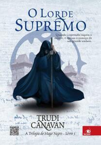 [PRIME] - LIVRO O Lorde Supremo: a Trilogia do Mago Negro - Livro 3 | R$17