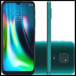 Smartphone Moto G9 Play 64GB | R$1133