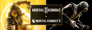 MORTAL KOMBAT 11 AND X BUNDLE -64% (Steam) até 2 de Novembro