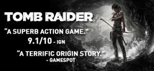 TOMB RAIDER GOTY -90% (Steam) Até dia 2 de Novembro