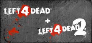 LEFT 4 DEAD + LEFT 4 DEAD 2 | R$ 6