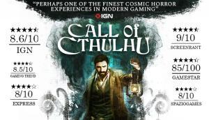 Call of Cthulhu® (PC)   R$36