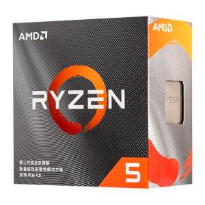 Processador AMD Ryzen 5 3500X Hexa-Core 3.6GHz (4.1GHz Turbo) 35MB Cache AM4, 100-100000158BOX