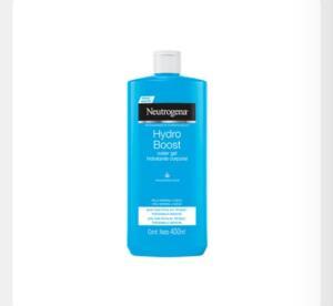 Gel Hidratante Corporal Neutrogena Hydro Boost Water 400ml - R$13