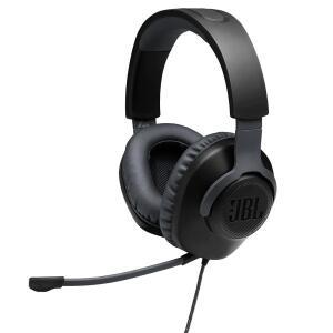 Headset Gamer JBL Quantum 100, Drivers 40mm, Preto
