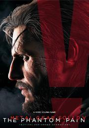 Metal Gear Solid V: The Phantom Pain R$25