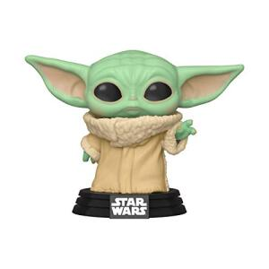 Funko Pop Star Wars The Mandalorian 368 Baby Yoda The Child   R$ 125
