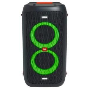 Caixa de Som Torre JBL PartyBox 100, LED, Bluetooth, 160W RMS   R$1.799