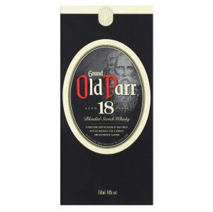Whisky Old Parr Escocês 18 Anos 750ml