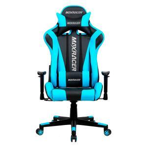 Cadeira Gamer MaxRacer Skilled Azul | R$1211