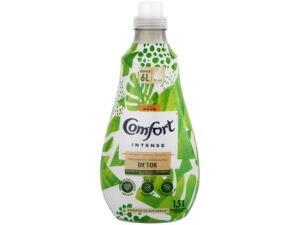 (APP + Clube da Lu) - Amaciante Comfort Cuidado da Natureza - Detox Intense Concentrado 1,5L | R$10