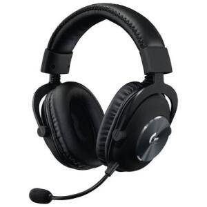 Logitech G PRO X, Com Blue Voice, Som Surround 7.1, Drivers Pro-G de 50mm | R$800