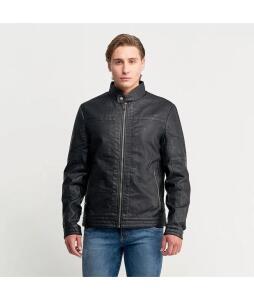 Jaqueta de couro sintético | R$100