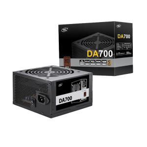 fonte deepcool DA700N 80+ bronze 700w | R$ 563