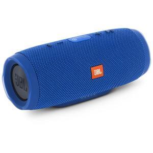 Caixa Bluetooth JBL Charge 3 Wireless à prova d´ agua -Azul