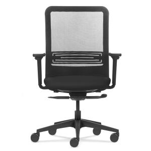 Cadeira Tecton All Black R$989