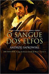 [PRIME] Livro Sangue dos Elfos - Saga The Witcher (Livro 3) | R$30