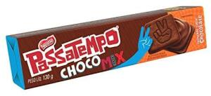 [PRIME/RECORRÊNCIA]Biscoito, Chocomix, Chocolate, Passatempo, 130g