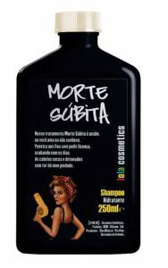 Shampoo Hidratante Morte Súbita 250ml - Lola Cosmetics | R$16