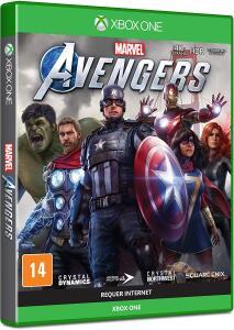 Marvel's Avengers - Xbox One - R$158