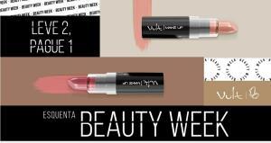 Esquenta Beauty Week: Leve 2, Pague 1