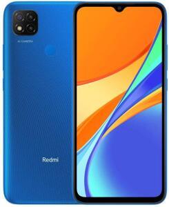 Smartphone Xiaomi Redmi 9C - Dual SIM 3GB/64GB - Twilight Blue - Versão Global - R$1068