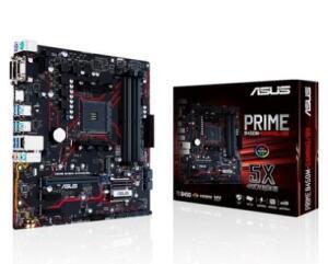 Placa-Mãe Asus Prime B450M Gaming/BR, AMD AM4, mATX, DDR4 - R$617