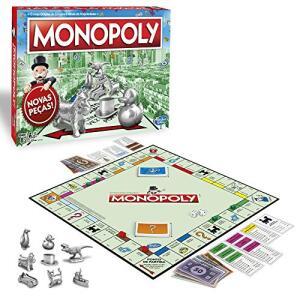 [PRIME] Monopoly - Hasbro Gaming | R$ 55