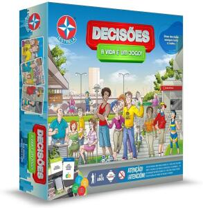 Decisões, Brinquedos Estrela | R$70