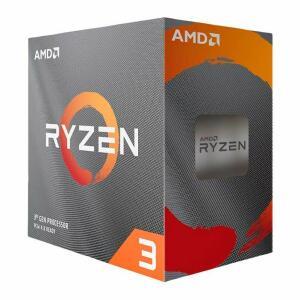 Processador AMD Ryzen 3 3100 Quad-Core 3.6Ghz (3.9Ghz Turbo)