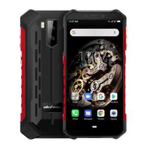 Smartphone Ulefone X5 - 3GB 32GB - 5000 mAh com certificado IP68 e IP69K