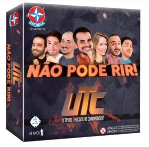 Jogo Não Pode Rir UTC - Ultimate Trocadilho Championship Estrela | R$47