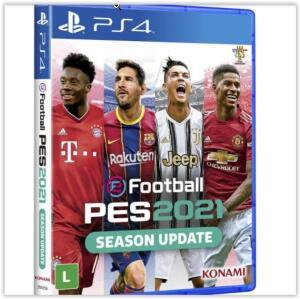 Efootball Pro Evolution Soccer 2021 - PS4 | R$ 100