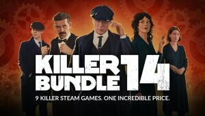 Fanatical - Killer Bundle 14 | R$30