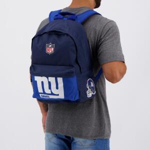 Mochila NFL New York Giants Marinho e Azul   R$ 76