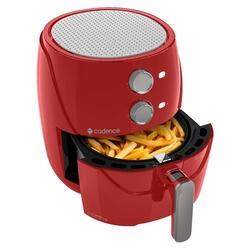 Fritadeira Sem Óleo Light Fryer - Frt551 Cadence 3.2 Litros Vermelha 127V - R$238
