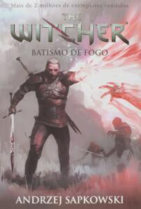 Batismo de Fogo - The Witcher: Volume 5   R$29