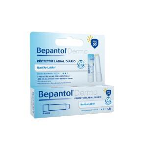 Bepantol Derma Protetor Labial FPS 50 4,5g - R$14