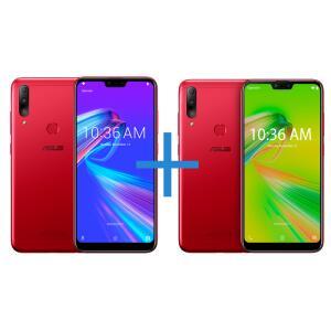 ASUS Zenfone Shot Plus 4GB/128G +ASUS Zenfone Max Shot - R$1709