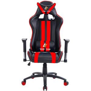 Cadeira Gamer TOP TAG Giratória HS2706RD Vermelha | R$ 730