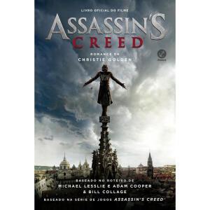 Livro | Assassin's Creed - Livro Oficial do Filme | R$ 17