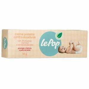 Lepop Creme Protetor Contra Assaduras 50g | R$ 1,31