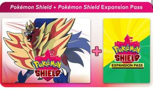 Pokemon Shield + Expansão Gift Card DIGITAL   R$149