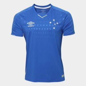 (R$ 69 com cupom FUT30) Camisa Cruzeiro umbro 2019 - Tamanho P